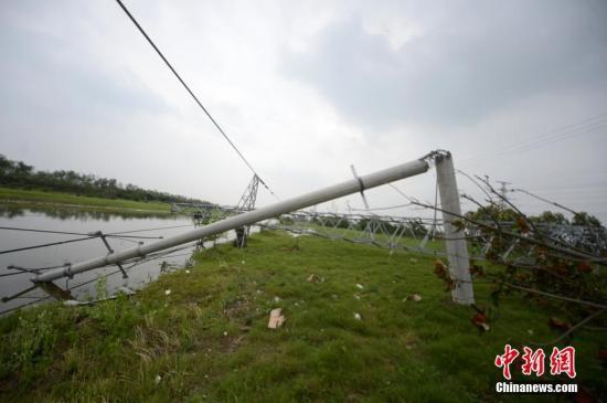 山西河南陕西甘肃宁夏风雹致1死 12.2万人受灾