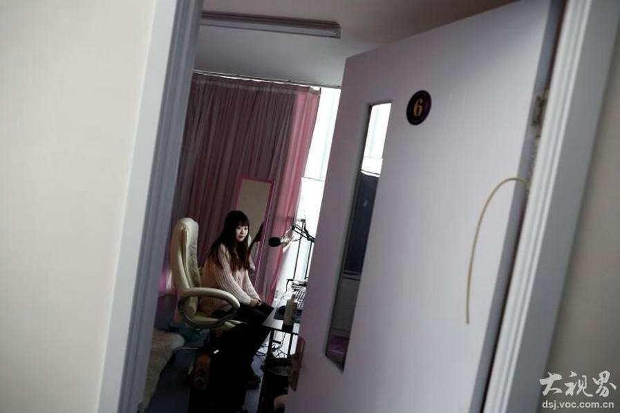 外媒镜头下的中国网络主播