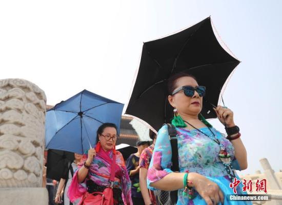 高温覆盖中国49.5万平方公里 15气象站破历史极值