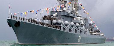 俄海军太平洋舰队实力大巡礼