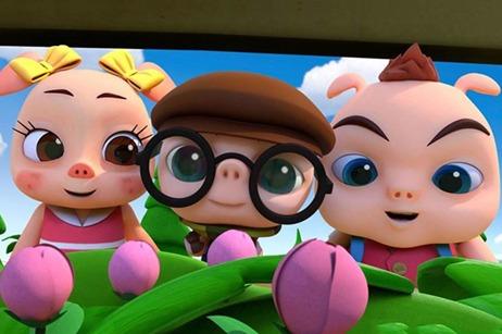 《3只小猪2》精彩抢先看