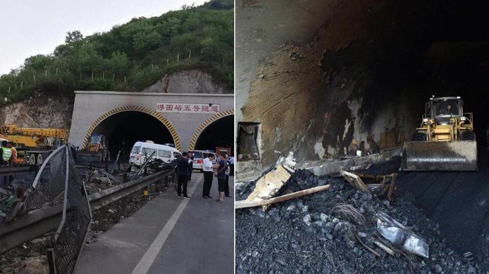 河北张石高速重大交通事故致12死3重伤