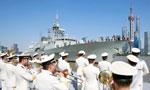 """加拿大海军""""渥太华""""号护卫舰访问上海"""