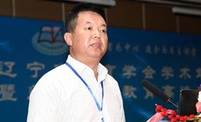 四川都江堰市八一聚源高级中学校长 陈永斌