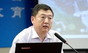 中国科学院北京市中科科学文化传播发展中心副主任 杨开玖