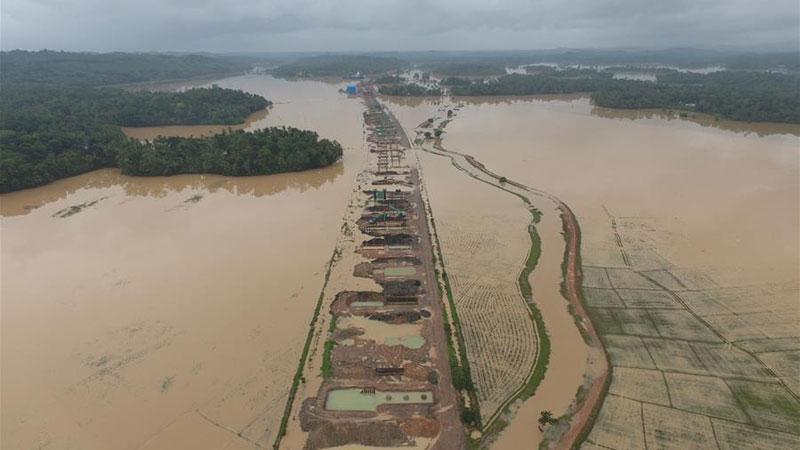 斯里蘭卡洪災致上百萬人受災 169人死亡