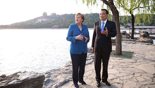 李克强开启德国比利时之行 中欧关系再上新台阶