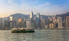 霍震霆:'一带一路'意义重大 香港应把握机遇