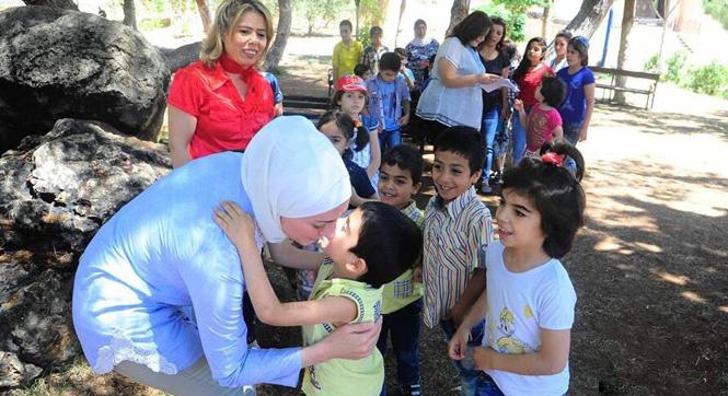 """""""还有太多儿童需要救助""""——走进叙利亚SOS儿童村"""
