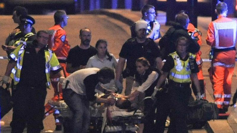伦敦先后发生三起袭击事件 两起被认定为恐袭