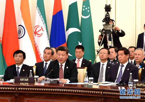 习近平开启哈萨克斯坦之行 深化合作构建命运共同体