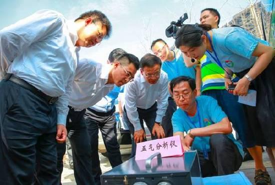 四川省隆重举行世界环境日纪念活动