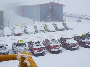 智利北部降雪 铜矿暂停运作