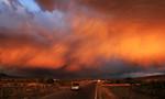 新疆哈密:望天空云卷云舒