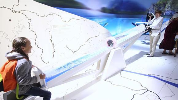 阿斯塔纳专项世博会正式开园