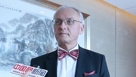 专访白俄罗斯文化部部长 中白建交25周年合作成果丰硕