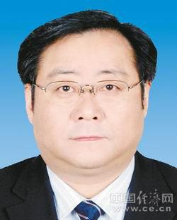 何挺被免去重庆市副市长、市公安局局长职务