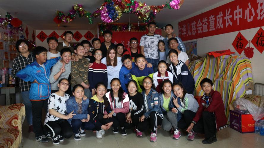 玉树地动在京儿童7年回访