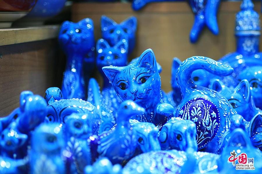 瓷器:动物造型