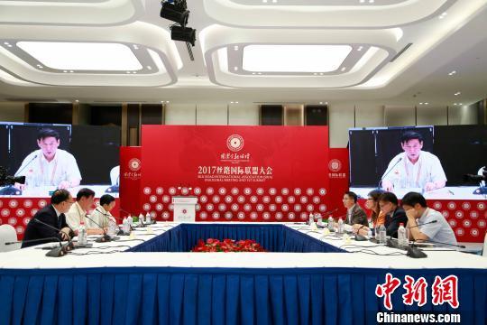 """从""""一带一路""""看全球治理""""中国作用""""更大发挥成期待"""