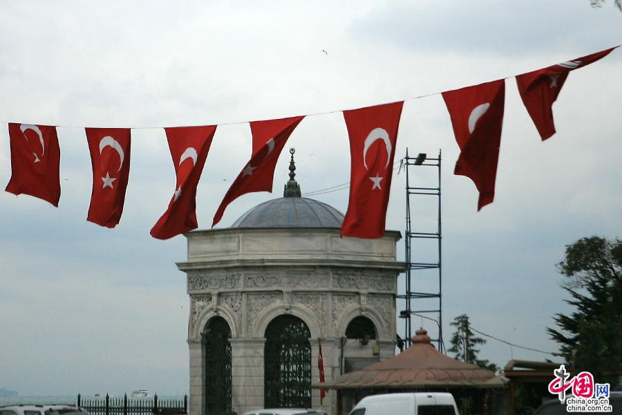多玛巴赫清真寺洗礼亭
