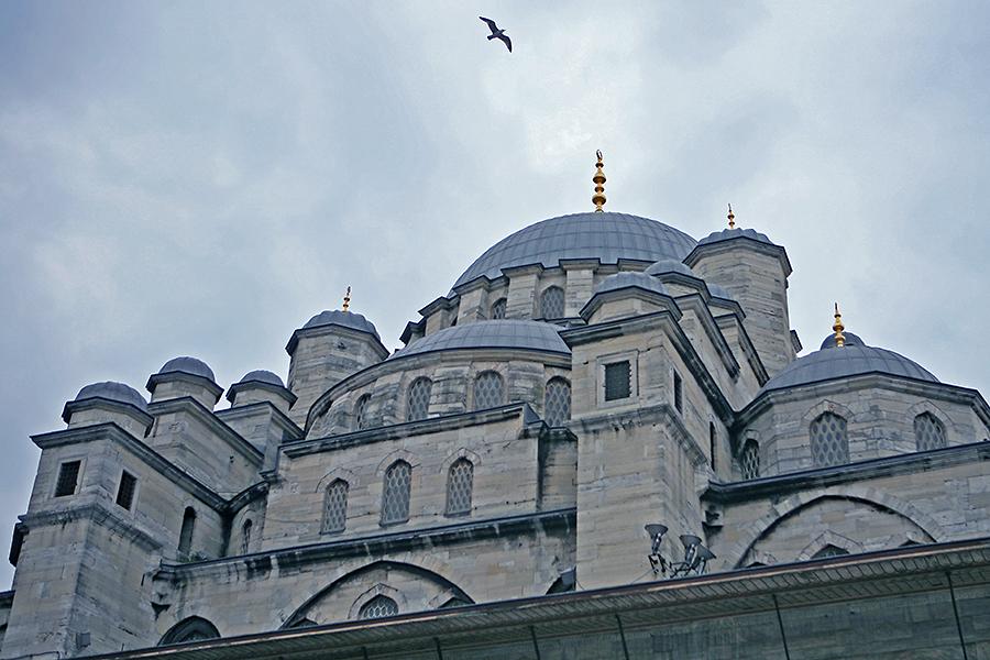 耶尼清真寺也叫新清真寺