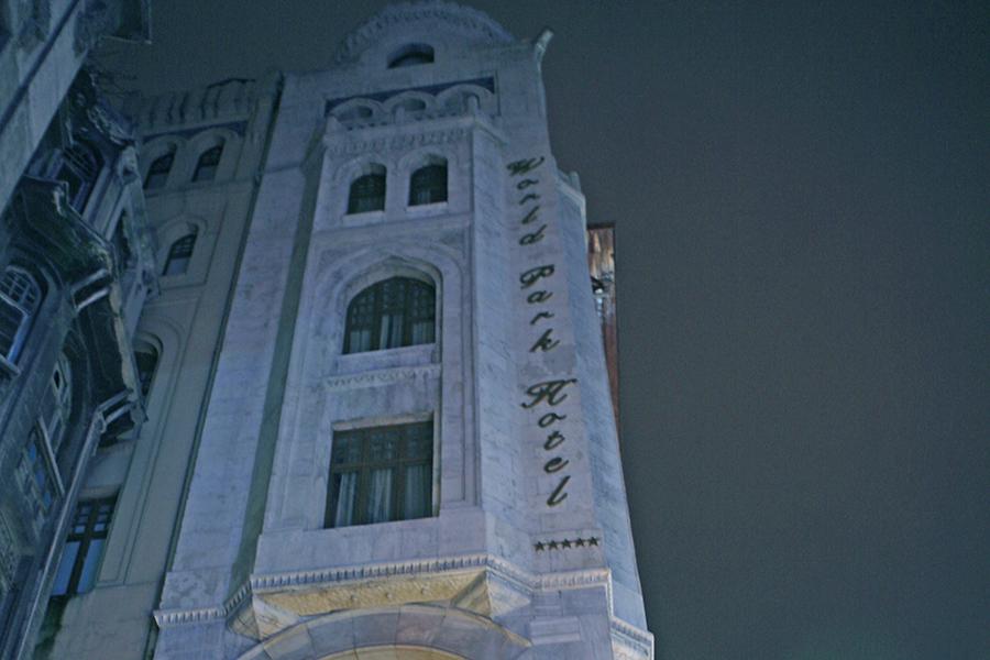 酒店建築也逾百年曆史