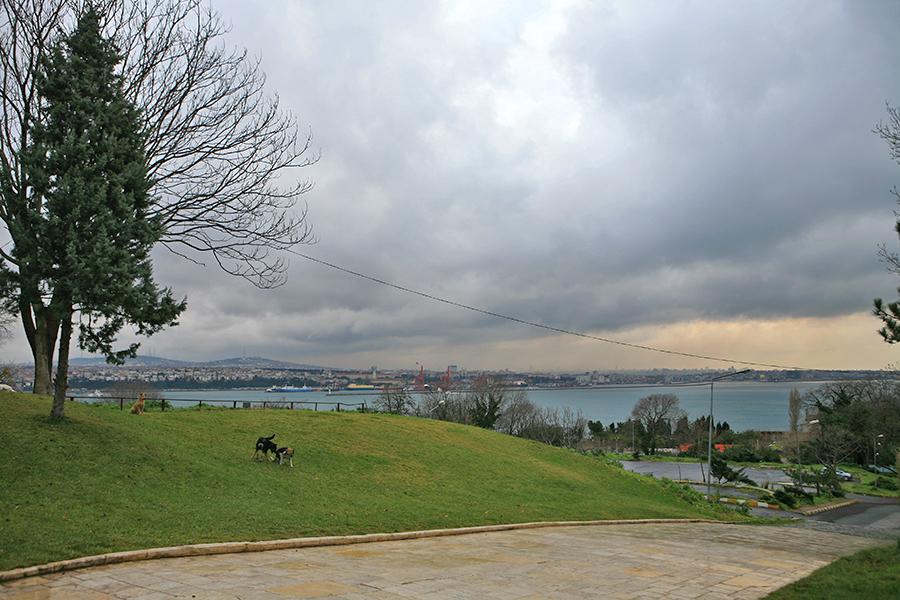 蓝色土耳其(十 二)托普卡帕宫,铜雀深锁与豁然开朗
