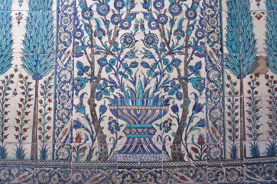 蓝色土耳其(十 七)托普卡帕宫,铜雀深锁与豁然开朗