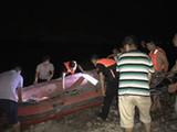 西安市周至县一初中学生渭河游泳溺亡