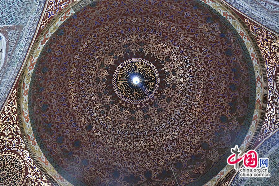 穆拉德三世私人宫殿穹顶