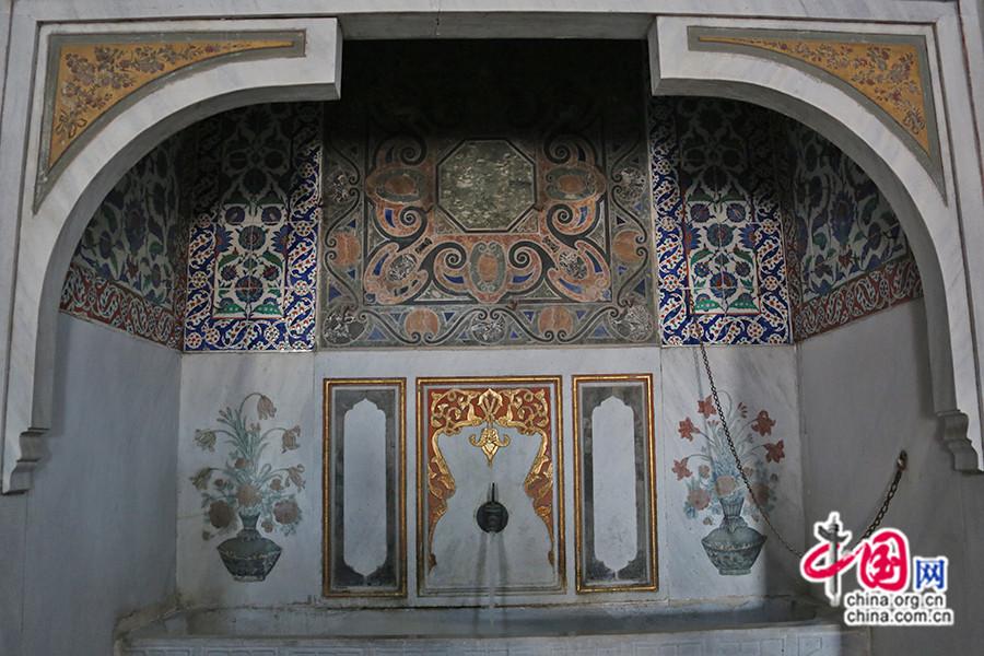 穆拉德三世私人宫殿喷泉声响是用来干扰苏丹谈话被窃听的