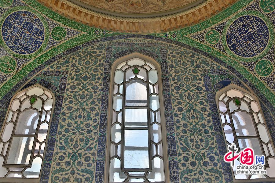 艾哈迈德三世私人宫殿建于1705年