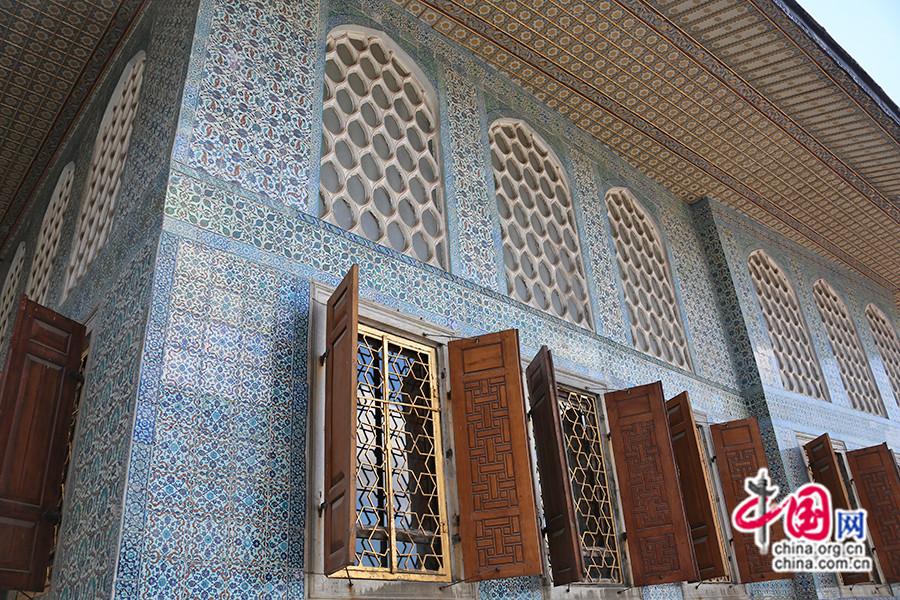 穆拉德三世私人宫殿为双层建筑