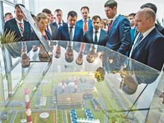打造中俄电力合作新标杆