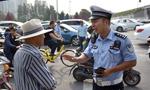 北京启动路口最严执法 整治交通乱象