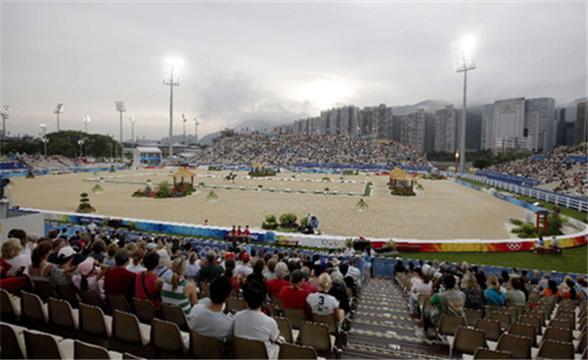 奧運馬術賽事閃耀香江