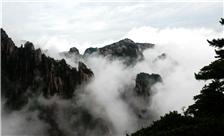黃山六月天 多雨水多瀑布多雲海