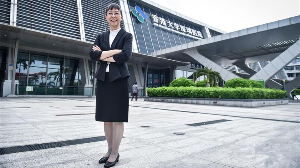 兩座城,一顆心——香港醫生的深港故事