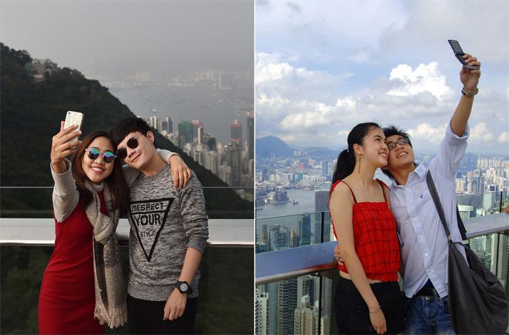 【世相】摄影师镜头中的香港十年