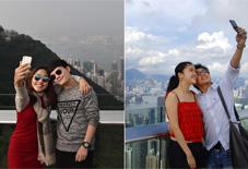 摄影师镜头中的香港十年