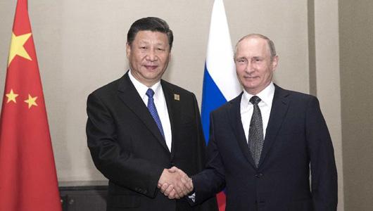 习近平开启俄德两国之行 深化合作促世界经济包容增长