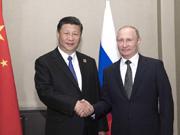 习近平访问俄罗斯、德国 出席G20峰会
