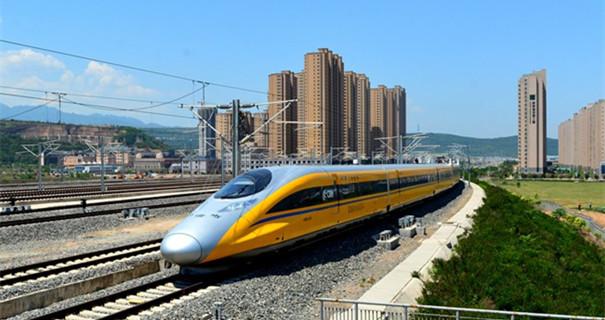 宝兰高铁即将开通运营 西北全面融入全国高铁网