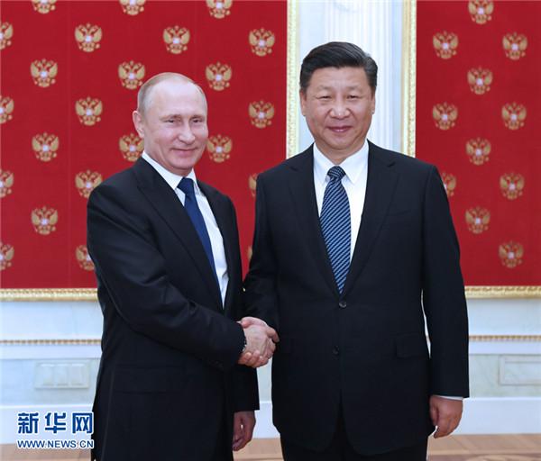 习近平俄德两国之行收获如何?且看国际舆论怎么说