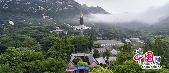 《中国道教协会成立60周年成就展》之宫观建设(二)