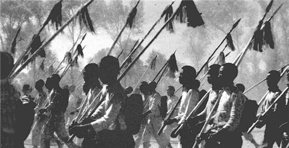 第一个抗日根据地——晋察冀抗日根据地