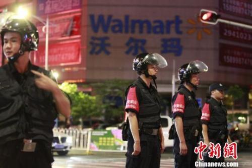 深圳超市男子持刀伤人致2死9伤 嫌犯被抓系单独作案