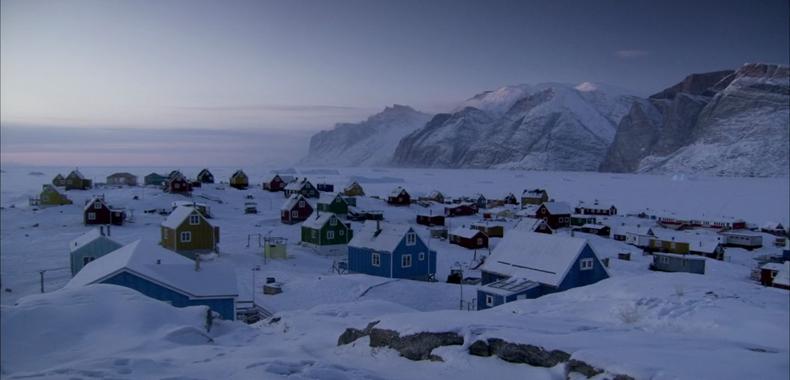 北极之旅美哭在满满一路的冰封海洋世界里