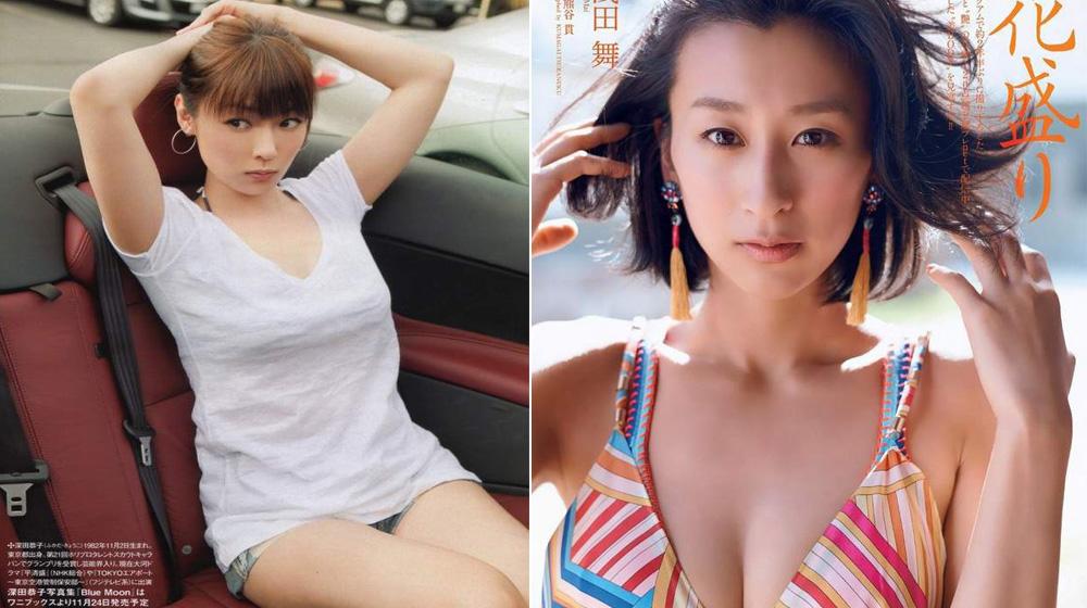 2017日本最理想身材美人排行榜出炉